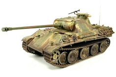 Sd.Kfz.171 Panther Ausf.G  by Miguel Jimenez MIG