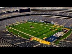 From Giants to Jets  Morphing MetLife Stadium - YouTube Metlife Stadium 4c487da12