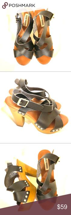 STEVE  MADDEN studded heel shoes.  50% off! New. Size 8.  Check my other listings! Steve Madden Shoes Heels