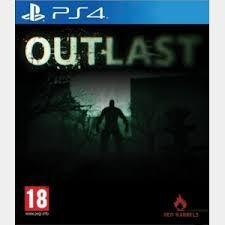 It's a PS4 game. scary as hell.  Outlast