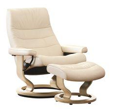 Stressless Opal Medium Recliner Chair and Stool Offer