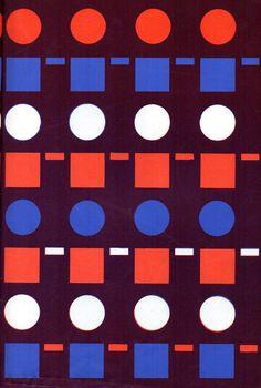 Round and Round and Square, Fredun Shapur 1965