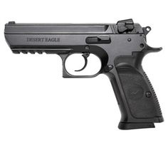 Magnum Research Baby Desert Eagle III, 9mm, Steel, Full Size, 16 Round - Style # BE99153R, MRI Shop / Firearms