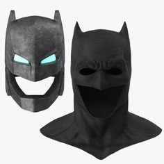 Batman Cowl and Power Armor Helmet Collection Model available on Turbo Squid, the world's leading provider of digital models for visualization, films, television, and games. Batman Cowl, Batman Cosplay, Batman Stuff, 3d Max, Nerd Stuff, Zbrush, Ferrari, Pop Culture, Marvel