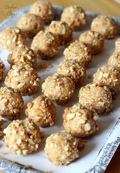 These simple no-bake Salted Nut Roll Bites go together in just minutes! They make a great after school snack or weekend dessert! Gf Recipes, Sweet Recipes, Cooking Recipes, Dessert Recipes, Desserts To Make, Homemade Desserts, Nut Cups Recipe, Salted Nut Rolls, Twice Baked Sweet Potatoes