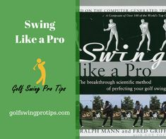Golf Books, Pro Tip, Ushers, Like A Pro, Scientific Method, Golfers, Golf Tips, Guys, World