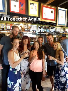 A fabulous day out with close friends and family. They all caught up with each other over Beer Wine & Pizza, not needing to worry about who's driving and where to next, this was in the capable hands of the most experienced wine tour operator in the region. Next time you are considering a tour give Cork 'n Fork Tours a call to check availability 0415454313. http://corknforktours.com #corknforktours #thisisqueensland