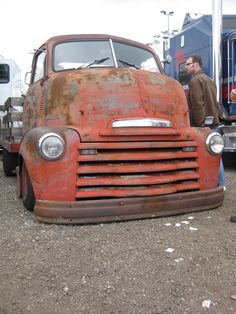 Chevrolet Air Suspension Rat Rod Truck
