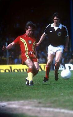 Brian Flynn Wales 1978
