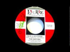 The Chiffons - I  Have A Boyfriend- 1963 45-Laurie Records -- LR 3212.wmv (That would be the song that was best known for the JFK bulletin.)