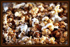 Cinnabon Popcorn.