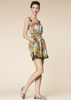 Dolce & Gabbana – Woman Collection Spring Summer 2013