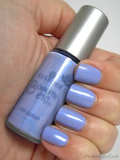 Essence, Forget Me Not, 2 coats