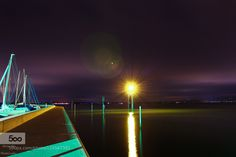 Bodensee at Night.. - Pinned by Mak Khalaf Landscapes  by altrimi87