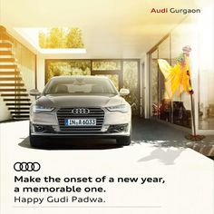 Audi Gurgaon wishes everybody a very Happy Gudi Padwa! #GudiPadwa
