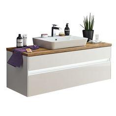 Puris Unique Waschtisch mit Unterschrank Set 3 - 120 cm