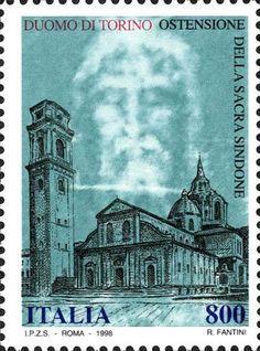 Italy Stamp - Duomo di Torino