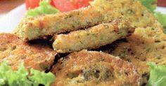 Cantinho Vegetariano: Hambúrguer de Legumes (vegana)