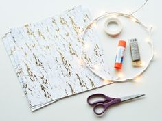 Twinkle Light Paper