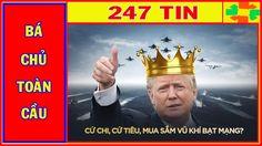 Donald Trump Vẫn Ôm Mộng Bá Chủ Toàn Cầu - Ước Nguyện Cả Đời