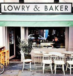the lowry & bakery in london. / sfgirlbybay