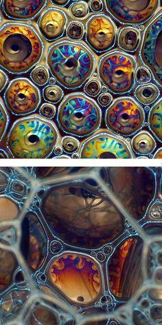 patrones burbujas