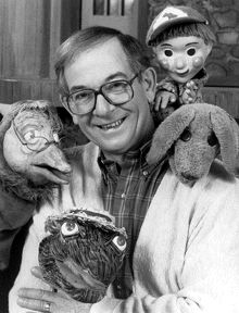 """Dressup on the Canadian childrens TV series """"Mr. Dressup"""" for 30 years 1970s Tv Shows, Old Tv Shows, Retro Kids, Kids Tv, Vintage Tv, Black And White Pictures, Classic Toys, The Good Old Days, Back In The Day"""