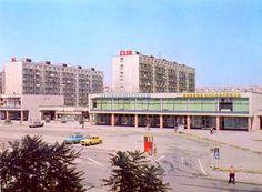 Břeclav Buildings, Multi Story Building, Street View