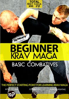 Beginner Krav Maga is the perfect starting point for those wanting to learn this incredibly effective Israeli self defense system. On this first DVD you will learn: o Intro to Krav Maga Intro to Kr Krav Maga Techniques, Martial Arts Techniques, Boxing Techniques, Krav Maga Self Defense, Self Defense Tips, Israeli Self Defense, Israeli Krav Maga, Learn Krav Maga, Martial Arts Workout
