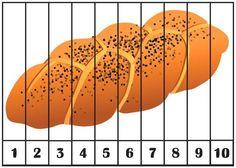 Montessori Math, Maths Puzzles, Montage Photo, Rubrics, Preschool, Wall, Busy Bags, Eating Healthy, Food