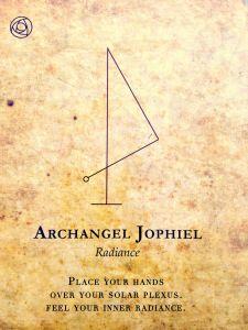 Archangel Jophiel Radiance