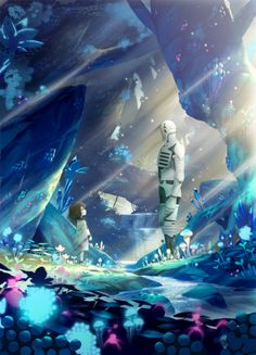 An anime adaptation was revealed for Yako Gureishi's Somali and the Forest Spirit (Somali to Mori no Kamisama) manga during this week's Anime Japan event. All Anime, Anime Manga, Anime Art, Anime Wallpaper 1920x1080, Animes Wallpapers, Somali, Yuki Nagato, Otaku, Anime One Piece