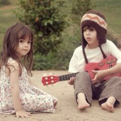 Hipster babies