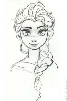 How to draw frozen characters concept sketch frozen a character design references concept draw frozen characters . Cool Drawings, Drawing Sketches, Drawing Ideas, Frozen Drawings, Sketch Art, Face Sketch, Pencil Drawings, Frozen Characters, Cartoon Characters