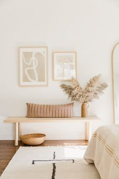 Jeremiah Brent Shares 3 Things Every Meditation Space Needs at Home Monochromatic Room, Diy Home Decor For Apartments, Apartment Ideas, Apartments Decorating, Apartment Interior, Home Decor Inspiration, Decor Ideas, Decorating Ideas, Decorating Bedrooms