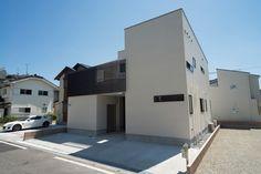 バイク用ガレージのある家・間取り(兵庫県明石市) | 注文住宅なら建築設計事務所 フリーダムアーキテクツデザイン