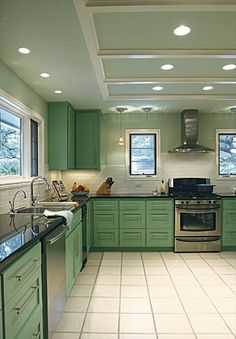 Kitchen Remodeling for Any Budget Know when to splurge, where to save, and what not to do: Six case studies show you how- Fine Homebuilding Article