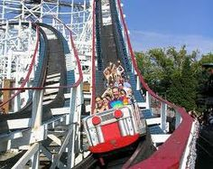 Kennywood Park, Pittsburgh, PA.  Great childhood memories!