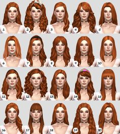 NBHT - the trash files - Kinky-Curly Original Curling Custard - : Target Sims 4 Mods, Sims 3, Lotes The Sims 4, The Sims 4 Packs, Sims 4 Game Mods, Sims 4 Mm Cc, Ashy Blonde Balayage, Pelo Sims, Sims 4 Gameplay