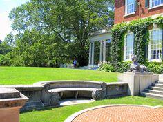 Old Westbury Gardens Old Westbury Gardens, Gilded Age, Dream Houses, Castles, Patio, Interiors, America, Memories, Explore