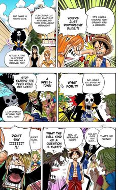 One Piece Ex, One Piece Manga, We Are Family, First Time, Fan Art, Serin, Anime, Color, Dibujo