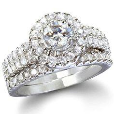 1940 Engagement Ring Set Size 7 40