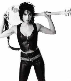 Joan Jett and the Blackhearts-Bad Reputation Joan Jett, Cherie Currie, Women Of Rock, Look Vintage, Aerosmith, Glam Rock, Female Singers, Poses, My Guy
