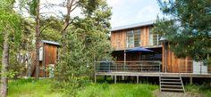 American-inspired Beach House in Österlen, Sweden