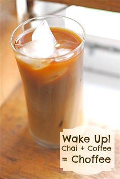Chai + Coffee #Coffee #Recipes #MrCoffee