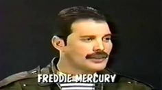 Freddie Mercury Talks About Michael Jackson