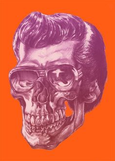skull by Iain Macarthur