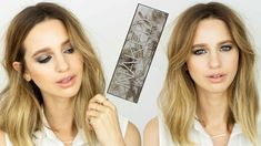 Doesn't Jess look like Jennifer Lawrence?? I thought I'd show you how to create this classes smokey eye tutorial using the Naked Smoky Palette. If you recrea...