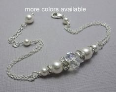 Bridesmaid Bracelet Wedding Bracelet by alexandreasjewels on Etsy