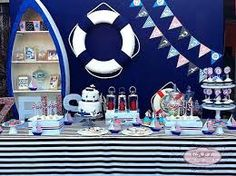 Resultado de imagen para nautical first birthday
